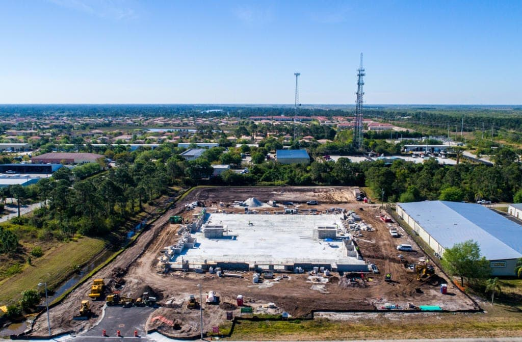 Drone Construction Photography Services - Dronisphere